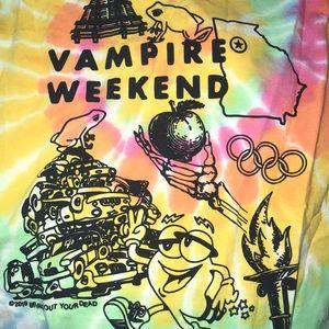 Vampire weekend Atlanta tshirt